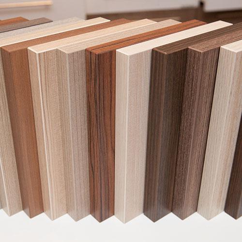 gỗ mdf melamin